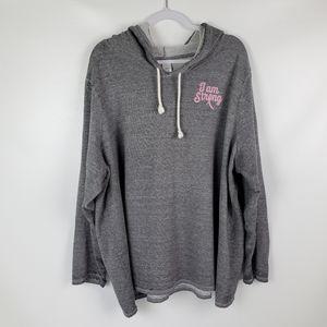 Lane Bryant LIVI Active Hoodie Sweatshirt EUC